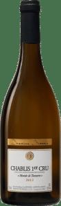 Domaine Massin Chablis | Frankrijk | gemaakt van de druif: Chardonnay