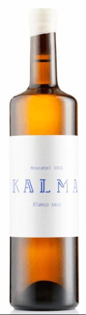 KALMA Moscatel seco Sel d'Aiz | Spanje | gemaakt van de druif: moscato