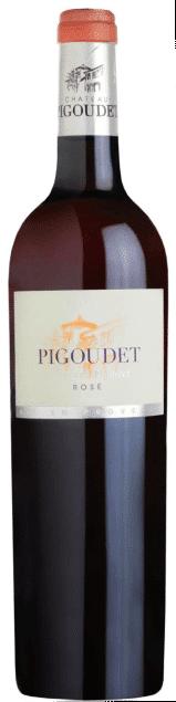 Le Grand Pigoudet rosé | Frankrijk | gemaakt van de druif: Cabernet Sauvignon, Syrah
