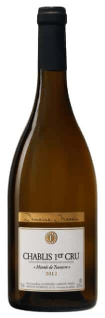 Domaine Massin Chablis 1er Cru Montée de Tonnere | Frankrijk | gemaakt van de druif: Chardonnay