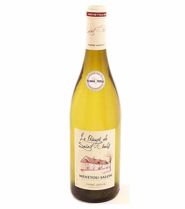 Le Prieuré de Saint Céols, Menetou-Salon   Frankrijk   gemaakt van de druif: Sauvignon Blanc