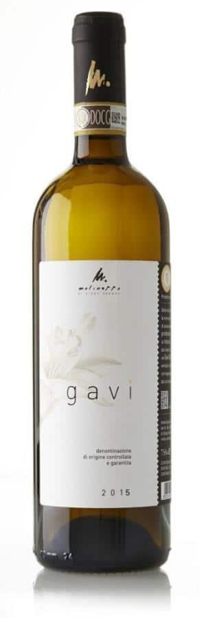 Molinetto Gavi | Italië | gemaakt van de druif: gavi