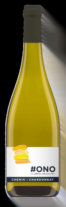 #Ono Chenin x Chardonnay | Frankrijk | gemaakt van de druif: Chardonnay, Chenin Blanc