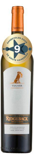 Ridgeback Viognier | Zuid-Afrika | gemaakt van de druif: Viognier