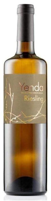 Yenda Riesling Sel d'Aiz Cantabria | Spanje | gemaakt van de druif: Riesling