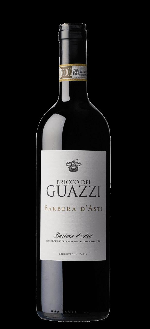 Bricco dei Guazzi Barbera d'Asti | Italië | gemaakt van de druif: Barbera