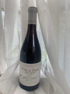 Domaine Verret: De ziel van Irancy | Frankrijk | gemaakt van de druif: Pinot Noir