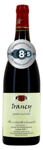 Domaine Verret Irancy | Frankrijk | gemaakt van de druif: Pinot Noir