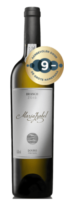 Quinta Maria Izabel | Maria Izabel White DOC Douro | Portugal | gemaakt van de druif: Rabigato, Viosinho