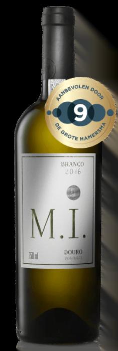 Quinta Maria Izabel | M.I. White | Portugal | gemaakt van de druif: Arinto, Cercialinho, Rabigato, Verdelho, Viosinho