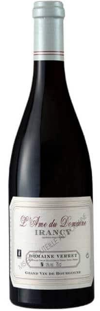 Domaine Verret L'Ame du Domaine Irancy | Frankrijk | gemaakt van de druif: Pinot Noir