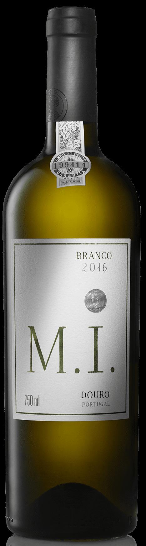 M.I. White | Portugal | gemaakt van de druif: Arinto, Cercialinho, Rabigato, Verdelho, Viosinho