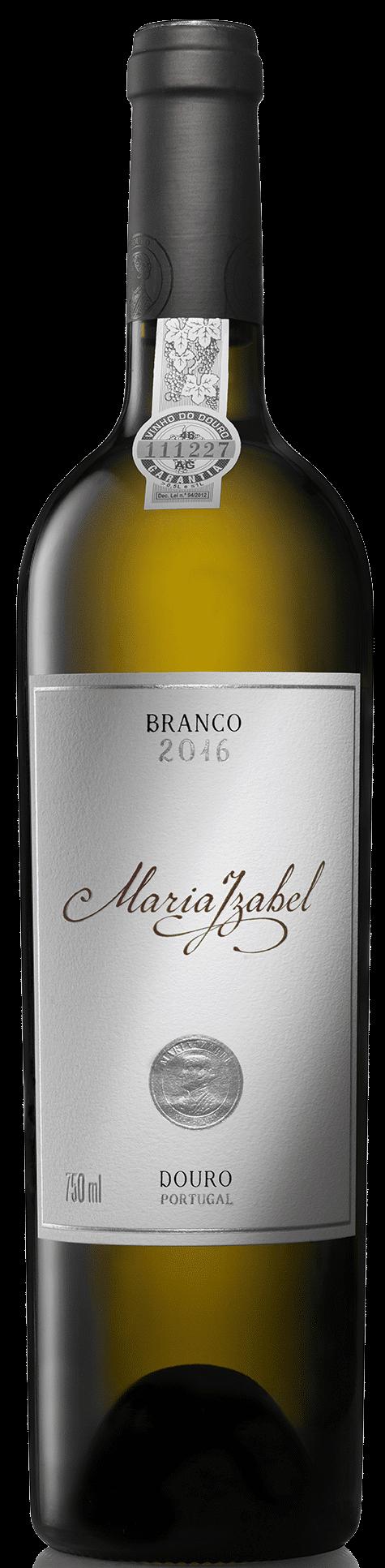 Maria Izabel White DOC Douro | Portugal | gemaakt van de druif: Rabigato, Viosinho