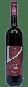 Overst Pinot Noir Barrique | Nederland | gemaakt van de druif: Pinot Noir