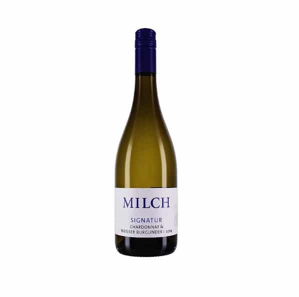 Weingut Milch Signature | Duitsland | gemaakt van de druif: Chardonnay, Grauburgunder