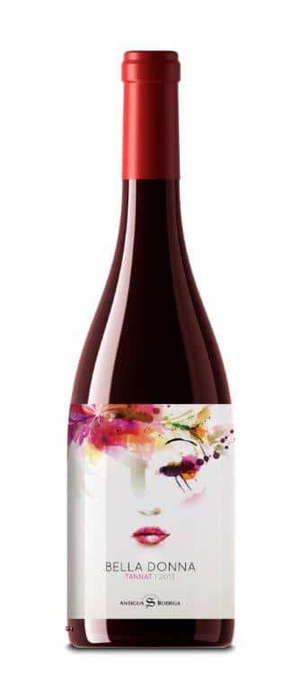 Bella Donna – Tannat | Uruguay | gemaakt van de druif: tannat