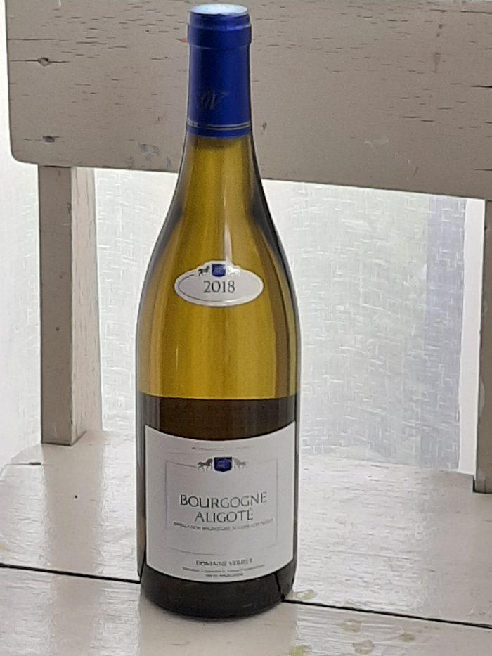Bourgogne Alogoté   Frankrijk   gemaakt van de druif: Aligoté