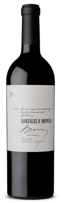 Hacienda del Plata – Gonzalez O'Donnell Cuvée 2010 | Argentinie | gemaakt van de druif: Cabernet Sauvignon, Malbec