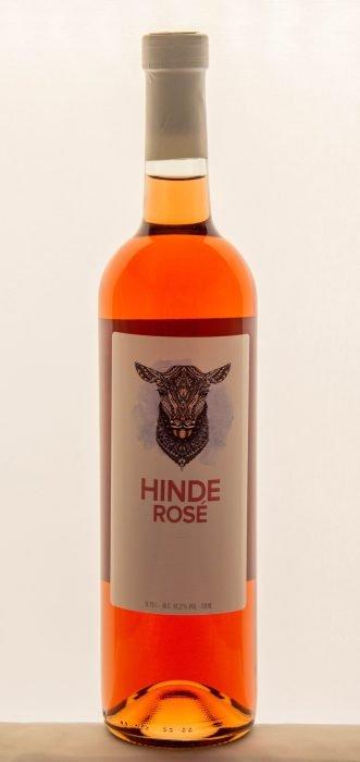 De Wijnmakers, Hinde Rosé | Nederland | gemaakt van de druif: regent, rondo
