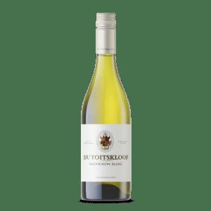 Du Toitskloof Sauvignon Blanc | Zuid-Afrika | gemaakt van de druif: Sauvignon Blanc