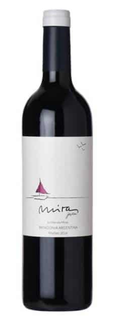 Bodegas Miras – Jovem – Pinot Noir | Argentinie | gemaakt van de druif: Pinot Noir