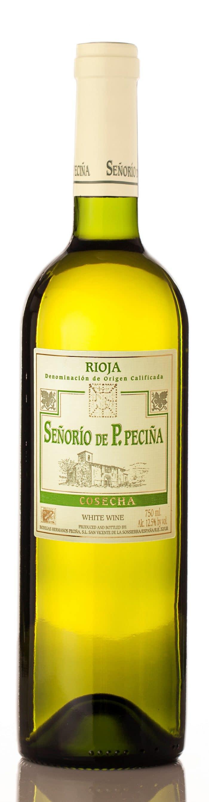 Hermanos P. de Peciña Blanco Rioja | Spanje | gemaakt van de druif: Viura