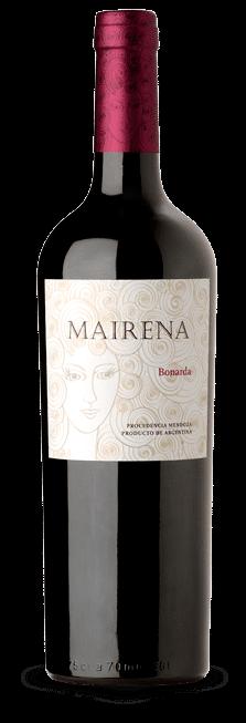 Mairena – Bonarda   Argentinie   gemaakt van de druif: Bonarda