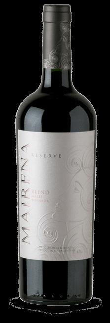 Mairena Cuvée Limitado | Argentinie | gemaakt van de druif: Bonarda, Cabernet Franc, Malbec