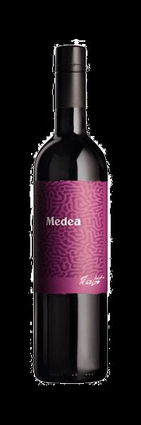 Medea Merlot Vegan | Kroatië | gemaakt van de druif: Merlot