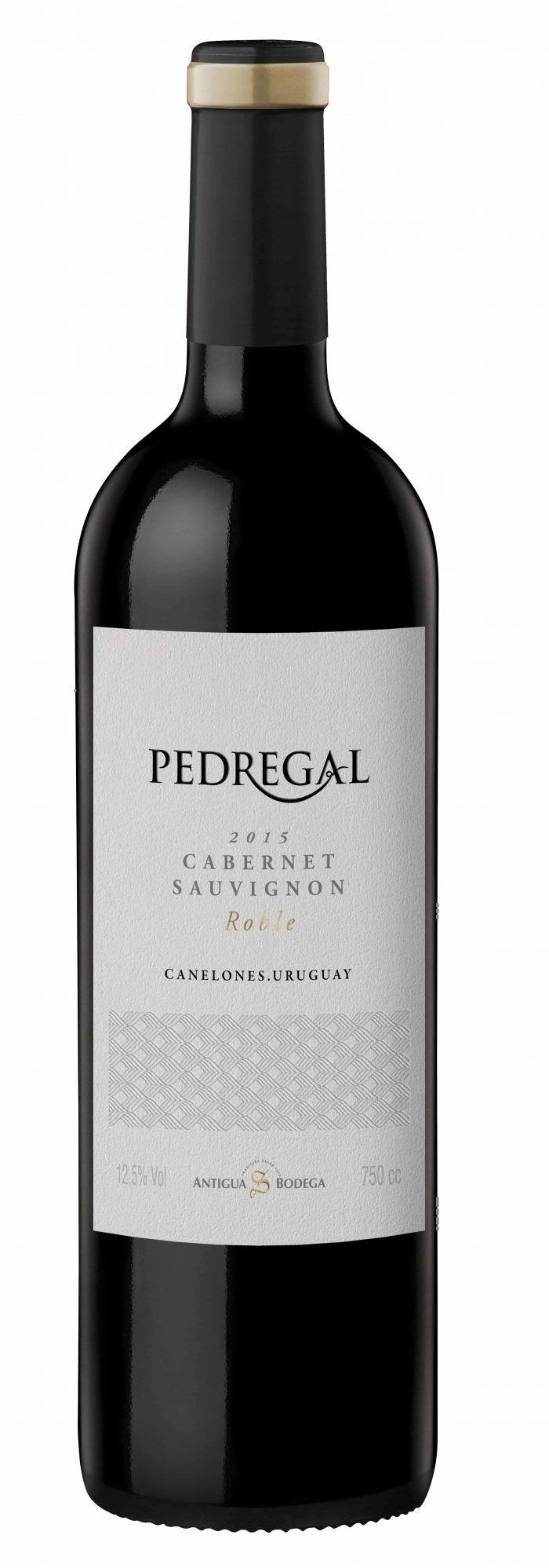 Pedregal – Cabernet Sauvignon   Uruguay   gemaakt van de druif: Cabernet Sauvignon