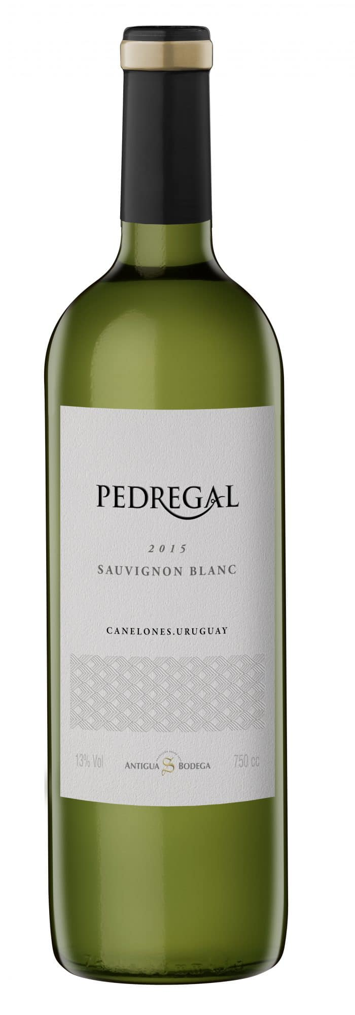Pedregal – Sauvignon Blanc   Uruguay   gemaakt van de druif: Sauvignon Blanc