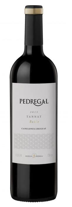Pedregal – Tannat | Uruguay | gemaakt van de druif: tannat