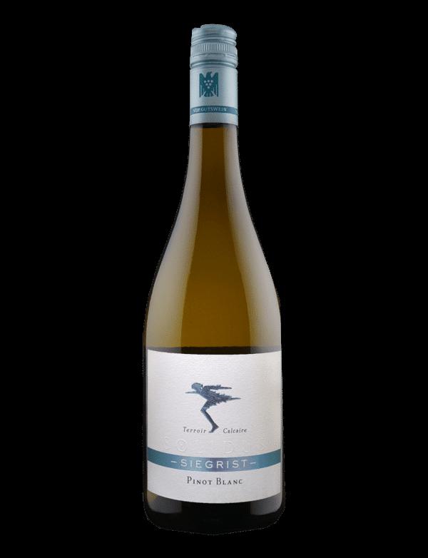Weingut Siegrist Pinot Blanc | Duitsland | gemaakt van de druif: Pinot Blanc