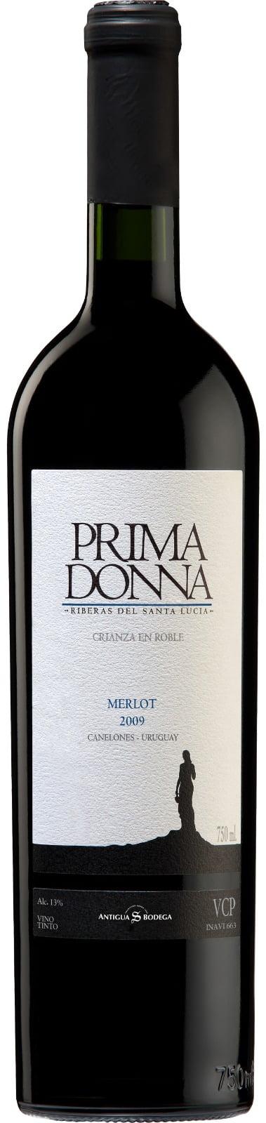 Prima Donna – Merlot   Uruguay   gemaakt van de druif: Merlot