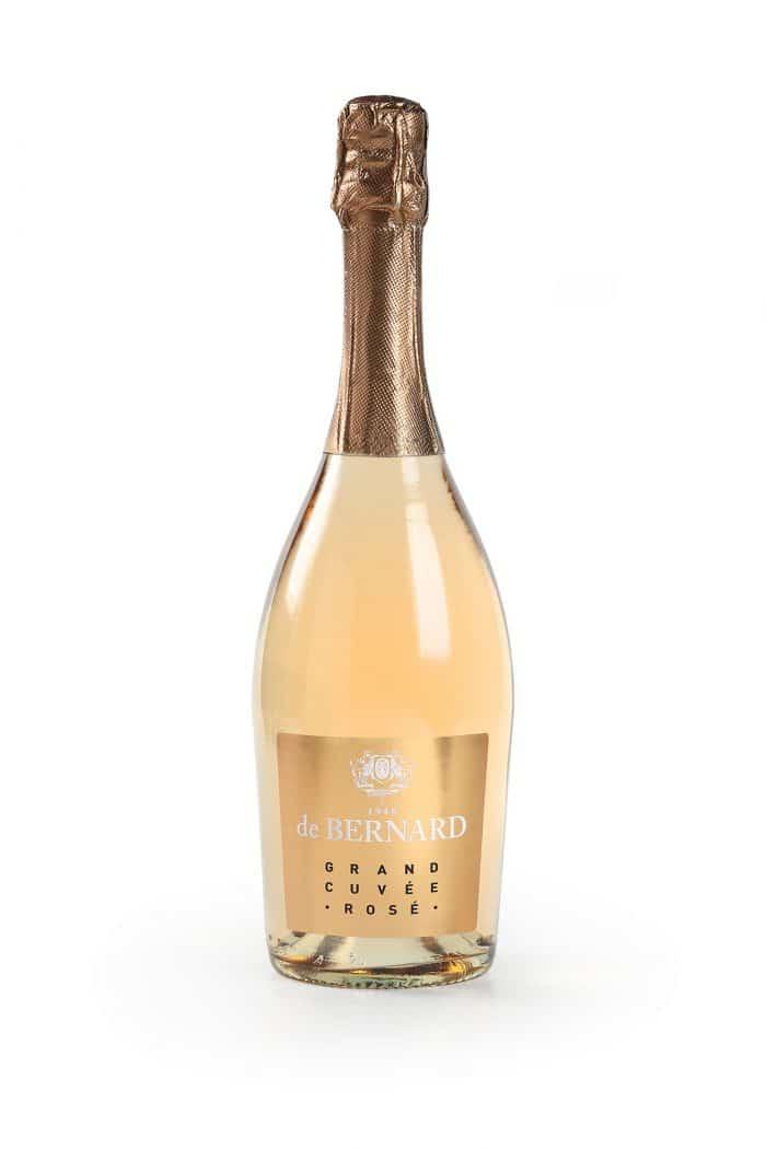 Prosecco Grand Cuvee Rose Millesimato | Italië | gemaakt van de druif: Cabernet Sauvignon, Merlot