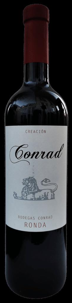 Bodegas Conrad Soleon Ronda | Spanje | gemaakt van de druif: Cabernet Sauvignon, Merlot, Petit Verdot