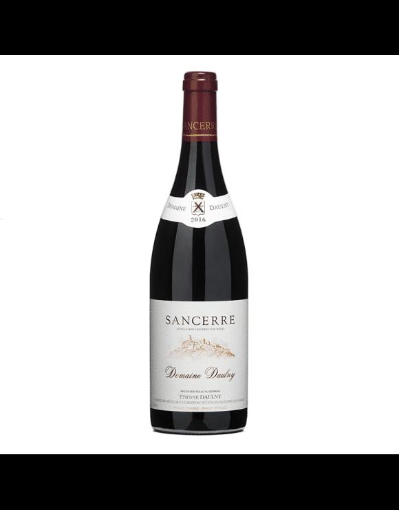 Domaine Daulny, Sancerre – Rouge   Frankrijk   gemaakt van de druif: Pinot Noir