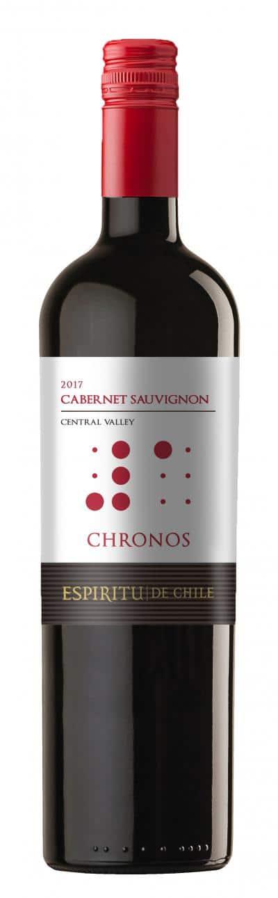 Espiritu – Chronos Cabernet Sauvignon | Chili | gemaakt van de druif: Cabernet Sauvignon