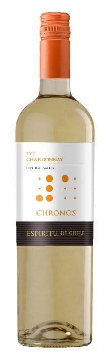 Espiritu – Chronos Chardonnay | Chili | gemaakt van de druif: Chardonnay