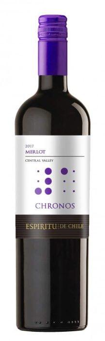Castelforte Merlot | Chili | gemaakt van de druif: Merlot