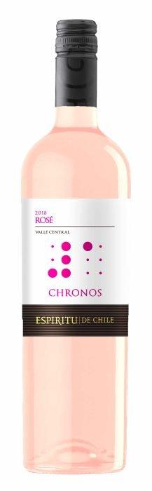Espiritu – Chronos Rosé | Chili | gemaakt van de druif: Cabernet Sauvignon