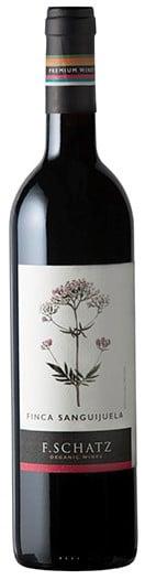F.Schatz Finca Sanguijuela Ronda | Spanje | gemaakt van de druif: Cabernet Sauvignon, Merlot, Syrah, Tempranillo