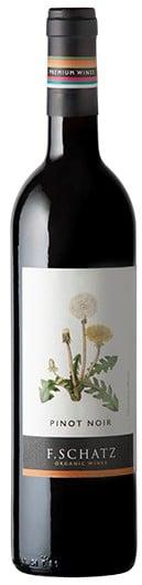 F.Schatz Pinot Noir ECO NAT Ronda | Spanje | gemaakt van de druif: Pinot Noir