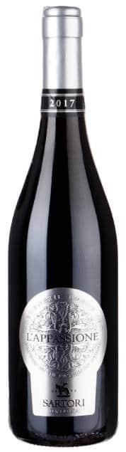 Sartori L'Appassione | Italië | gemaakt van de druif: Cabernet Sauvignon, Corvina, Corvinone, Merlot