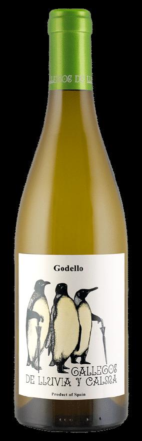 Gallegos de Lluvia y Calma godello Galicie   Spanje   gemaakt van de druif: Godello