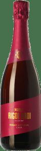 Maria Rigol Ordi Cava Rosat Reserva ECO | Spanje | gemaakt van de druif: Pinot Noir
