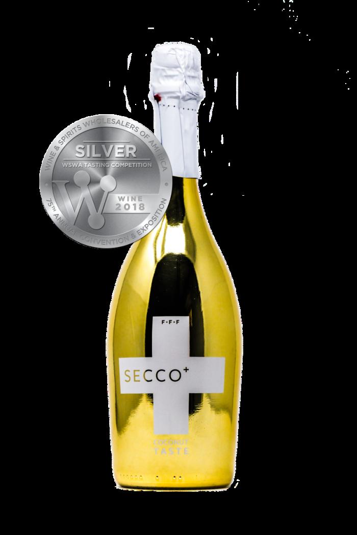 SECCO+ Coconut GOLD | Duitsland | gemaakt van de druif: Niet bekend