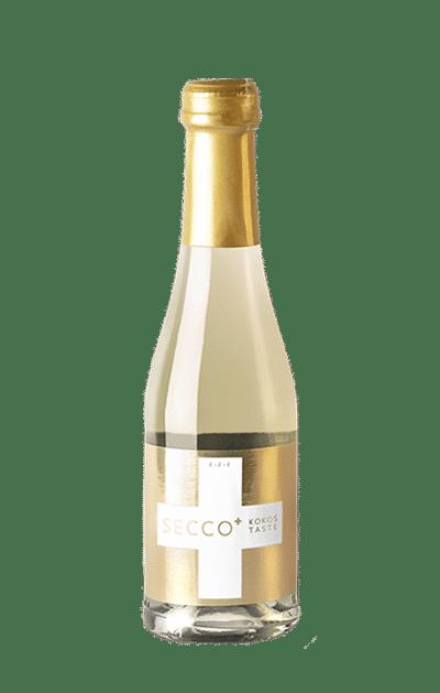 SECCO+ Coconut Piccolo 200ML | Duitsland | gemaakt van de druif: Niet bekend