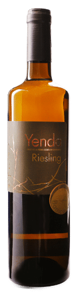 Yenda Riesling barrica Sel d'Aiz Cantabria | Spanje | gemaakt van de druif: Riesling