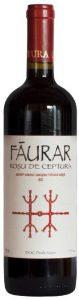 Făurar Roşu de Ceptura | Roemenië | gemaakt van de druif: Cabernet Sauvignon, Feteasca Neagra, Merlot